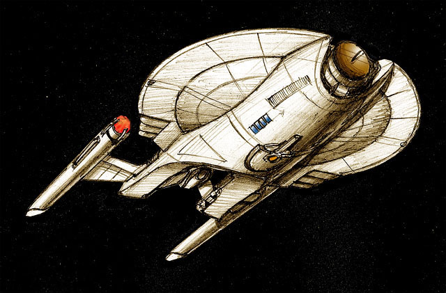 NX-01 Speculative Underside - A Serious Take