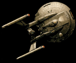 NX-01 from 2001 TV Guide Article