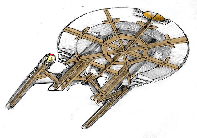 NX-01 Speculative Underside - A Not So Serious Take