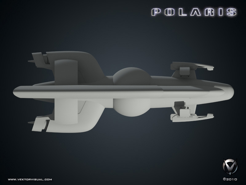 Polaris 3D - Top View