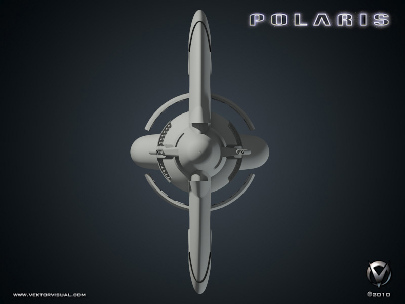 Polaris 3D - Front View