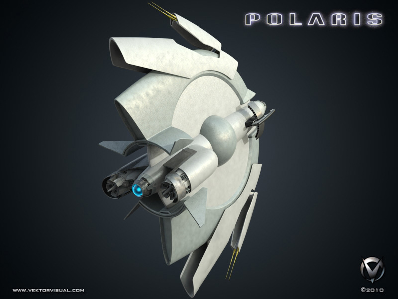 Polaris 3D - Side View